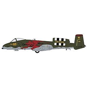 HOBBY MASTER 1/72 A-10C ウォートホッグ 第107戦闘飛行隊 100周年記念塗装 完成品