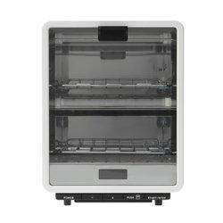 RoomClip商品情報 - ±0(プラスマイナスゼロ) オーブントースター 縦型 ワンサイズ ホワイト
