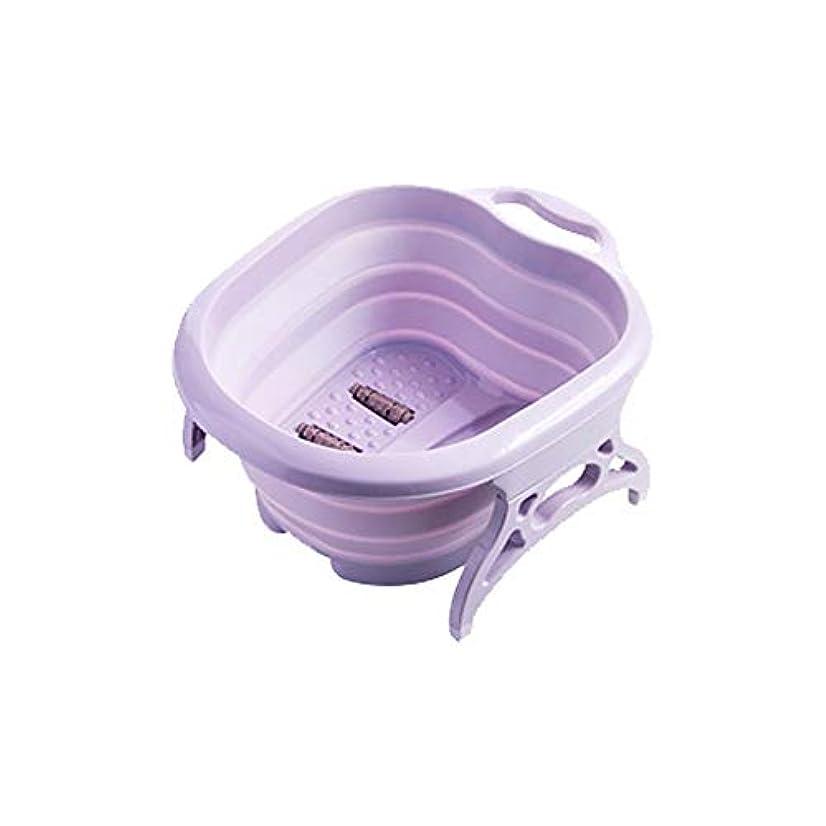 マグコメンテーター水っぽい足湯 フットバス 足湯器 足湯用バケツ フットリラックス 折りたたみ 頭寒足熱対策 省スペース