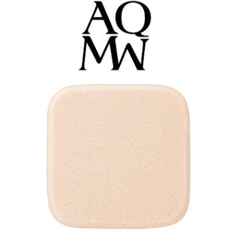 面白い高度オーバードローコーセー コスメデコルテ AQMW メイクアップスポンジN