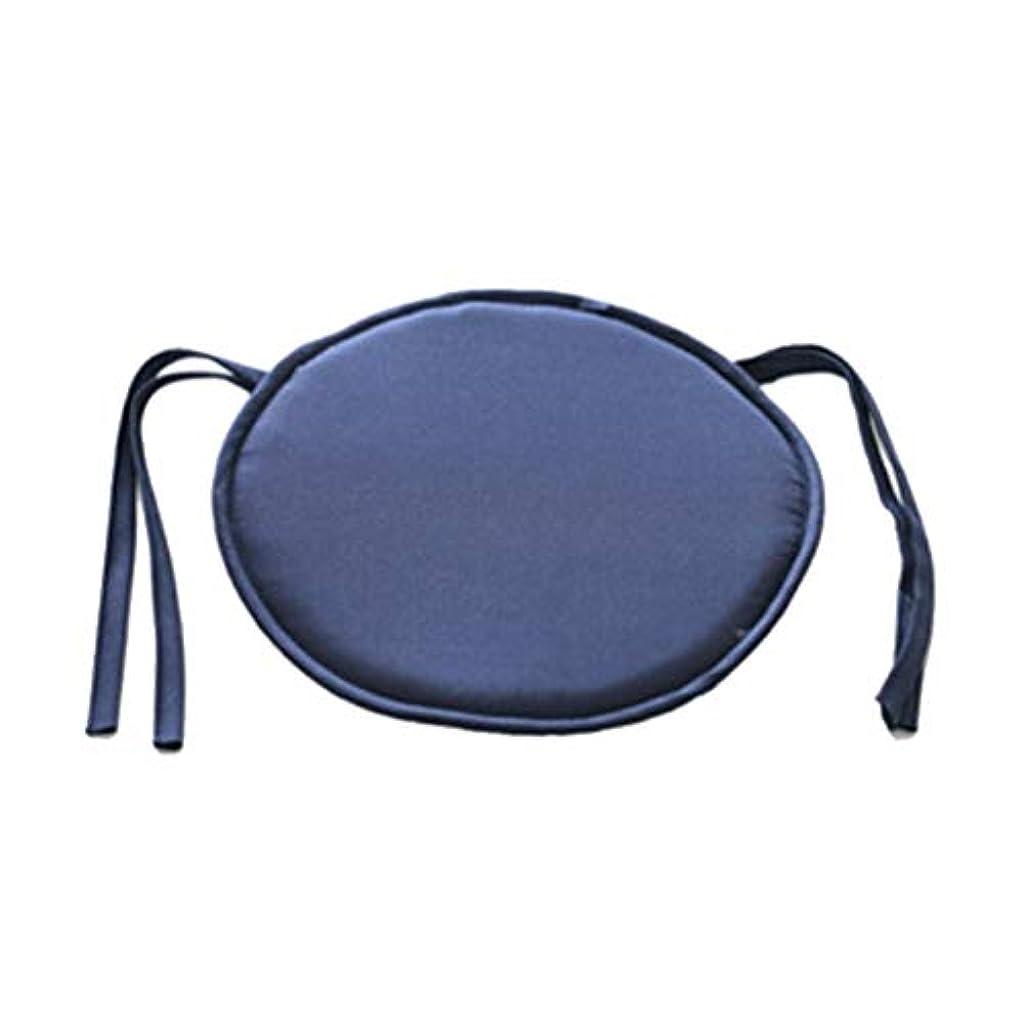 スイッチ豊かな骨の折れるSMART ホット販売ラウンドチェアクッション屋内ポップパティオオフィスチェアシートパッドネクタイスクエアガーデンキッチンダイニングクッション クッション 椅子