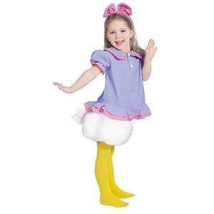 ディズニー デイジー キッズコスチューム 女の子 80cm-100cm