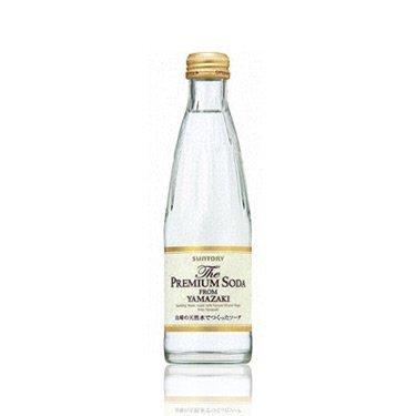 サントリー『ザ・プレミアムソーダ 山崎の天然水でつくったソーダ』