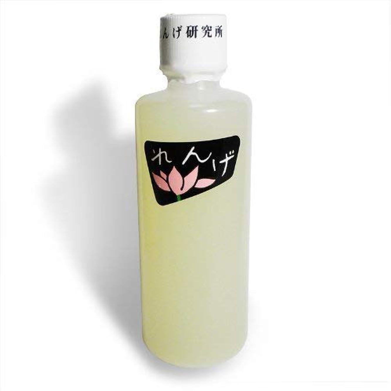 あさり短くする値れんげ研究所 れんげ化粧水 140cc