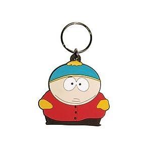 サウスパーク キーリング/Cartman Rubber Keychain/ AKE-156