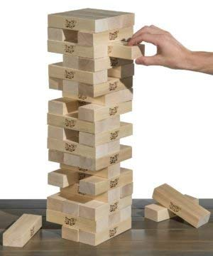 Satre Online And Marketing Stacking Blocks,Tumble Tower Blocks,Tumble Tower Stacking Wood Block Game