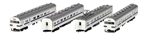 鉄道コレクション 鉄コレ JR715系 0番代 長崎本線 新塗装 4両セット A ジオラマ用品 (メーカー初回受注限定生産)