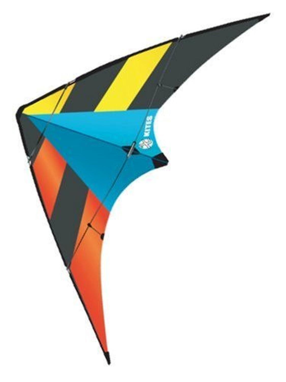 3D Nylon Kite: DC Sport 60 by X-Kites [並行輸入品]