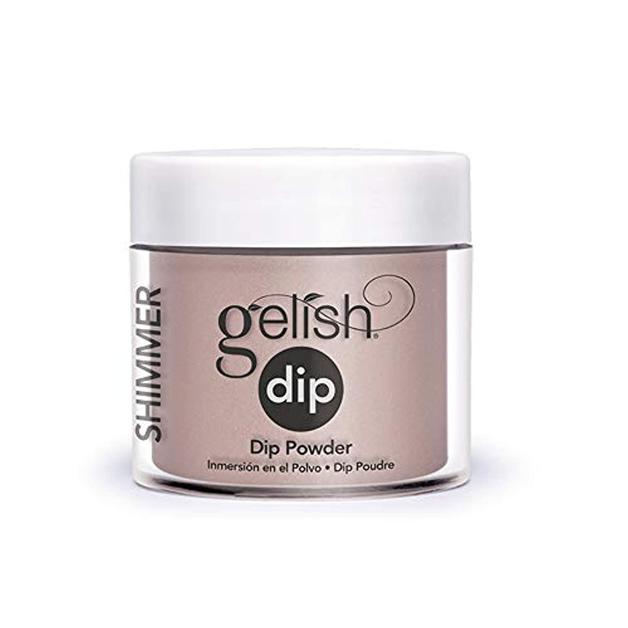 火山盆通り抜けるHarmony Gelish - Acrylic Dip Powder - Perfect Match - 23g / 0.8oz