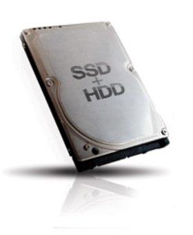 SEAGATE  2.5inch 750GB ハイブリッドドライブ Hybrid Drive HDD/SSD  ST750LM000