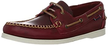 Horween Docksides: B720002 Red