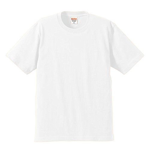 (ユナイテッドアスレ)UnitedAthle 6.2オンス プレミアム Tシャツ 594201 [メンズ] 001 ホワイト XXXL