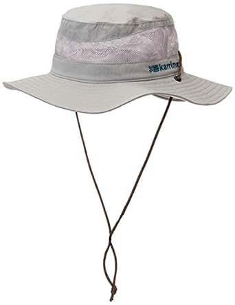 [カリマー] ハット cord mesh hat ST Grey 日本 M (日本サイズM相当)
