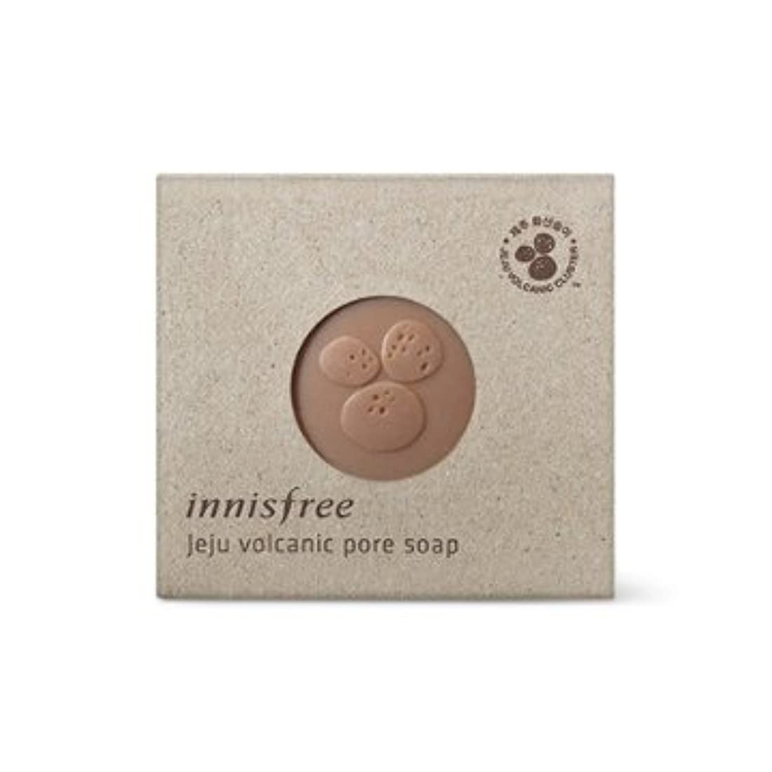 スカルクセットアップ珍味【イニスフリー】Innisfree jeju volcanic pore soap - 100g (韓国直送品) (SHOPPINGINSTAGRAM)