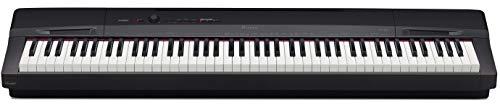CASIO(カシオ) 88鍵盤 電子ピアノ Privia PX-160BK ソリッドブラック B00WT3B2XU 1枚目