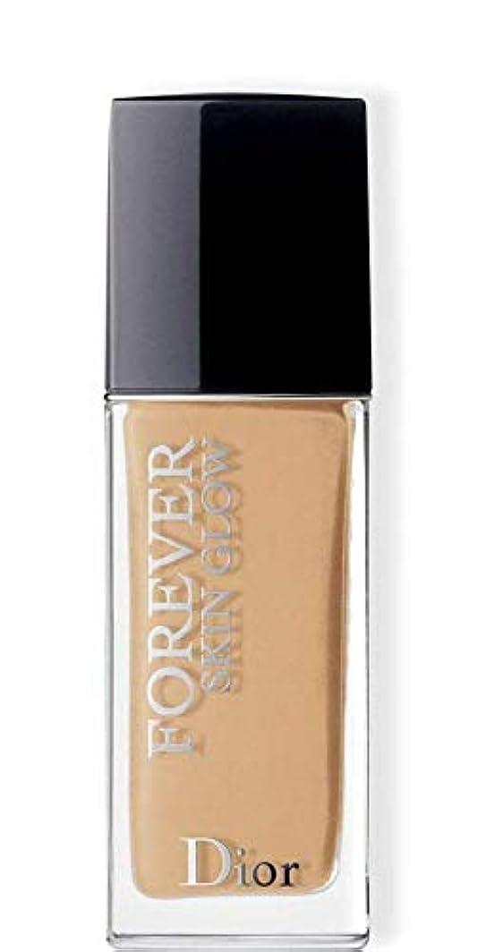 アイザックうま賛辞クリスチャンディオール Dior Forever Skin Glow 24H Wear High Perfection Foundation SPF 35 - # 3WO (Warm Olive) 30ml/1oz並行輸入品