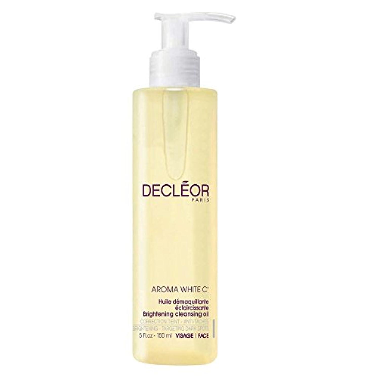 慢習慣カレッジ[Decl?or] 150ミリリットルデクレオールブライトニングクレンジングオイル、 - Decl?or Brightening Cleansing Oil, 150ml [並行輸入品]