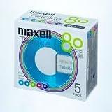 マクセル TWINKLE 80分 TMD80MIXK.5P