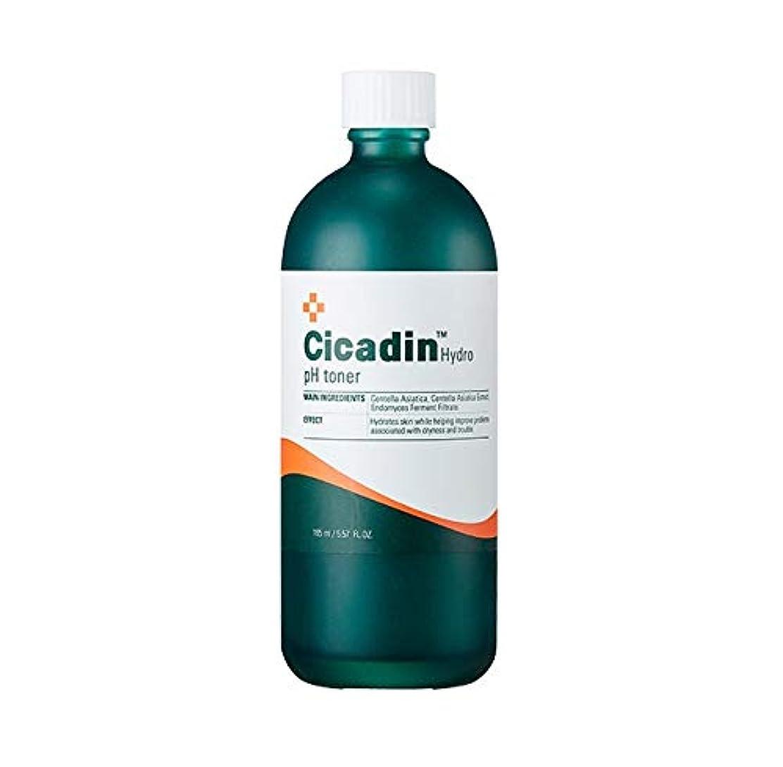 一握りフェデレーション粘性のミシャシカディンハイドロpHトナー165ml MISSHA Cicadin Hydro pH toner 韓国の人気商品 スキンケア 肌のAgeing防止 Korean Womens Skin