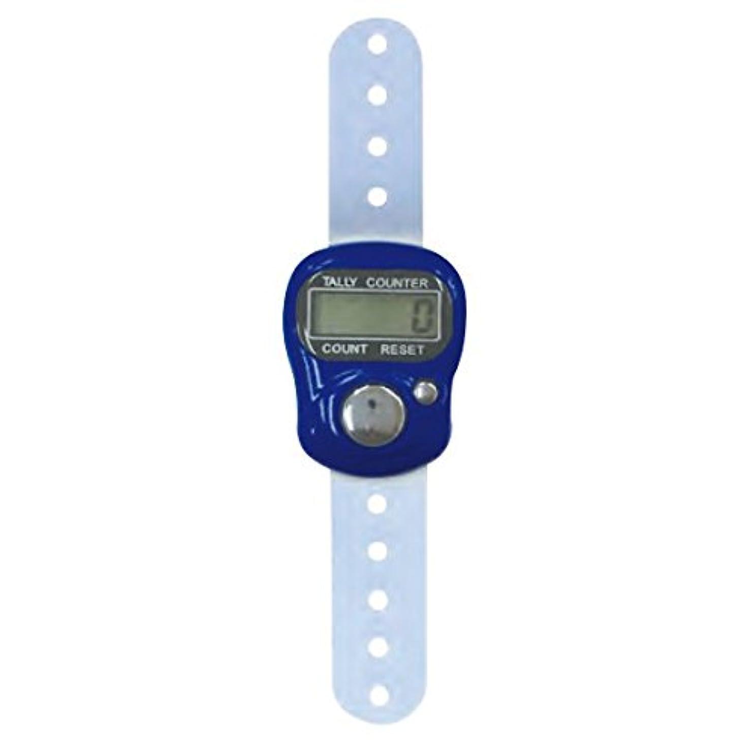肥料指標異なるささめ針(SASAME) ミニカウンター SAT70 ブルー