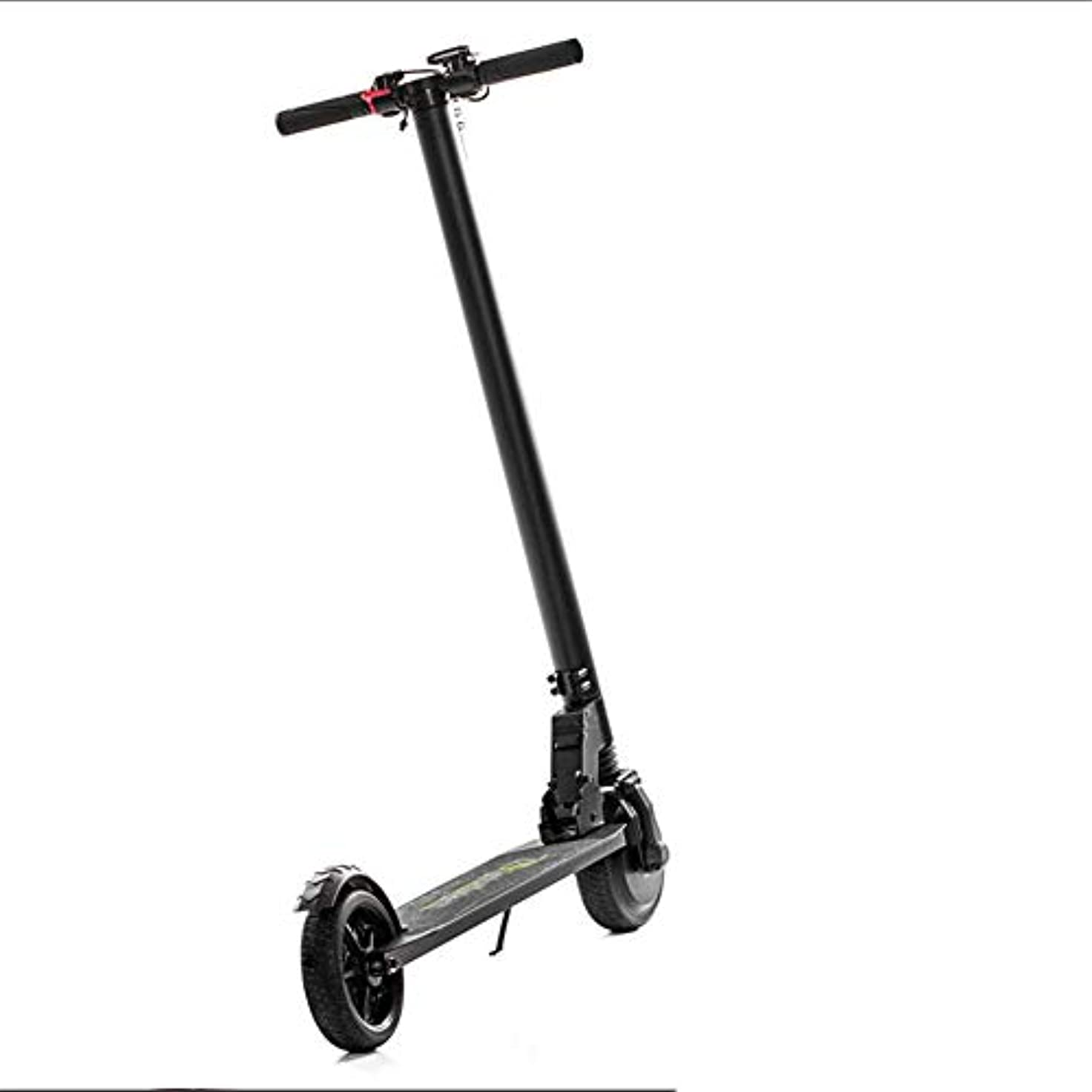 容赦ないアーサーコナンドイルブレース6.5インチ電動スクーター、ミニ折り畳み式携帯トラベルアダルトスクーター、IPSS防水等級長いバッテリ寿命10.4AH容量リチウム電池