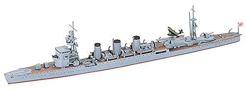 タミヤ 1/700 ウォーターラインシリーズ No.321 日本海軍 軽巡洋艦 鬼怒 プラモデル 31321