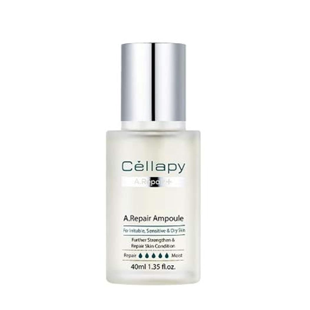 祝福座標意欲【cellapy] Aリペアアンプル(40ml)/ A REPAIR AMPOULE + FREE(LANEIGE. WATER SLEEPING MASK 15ML)