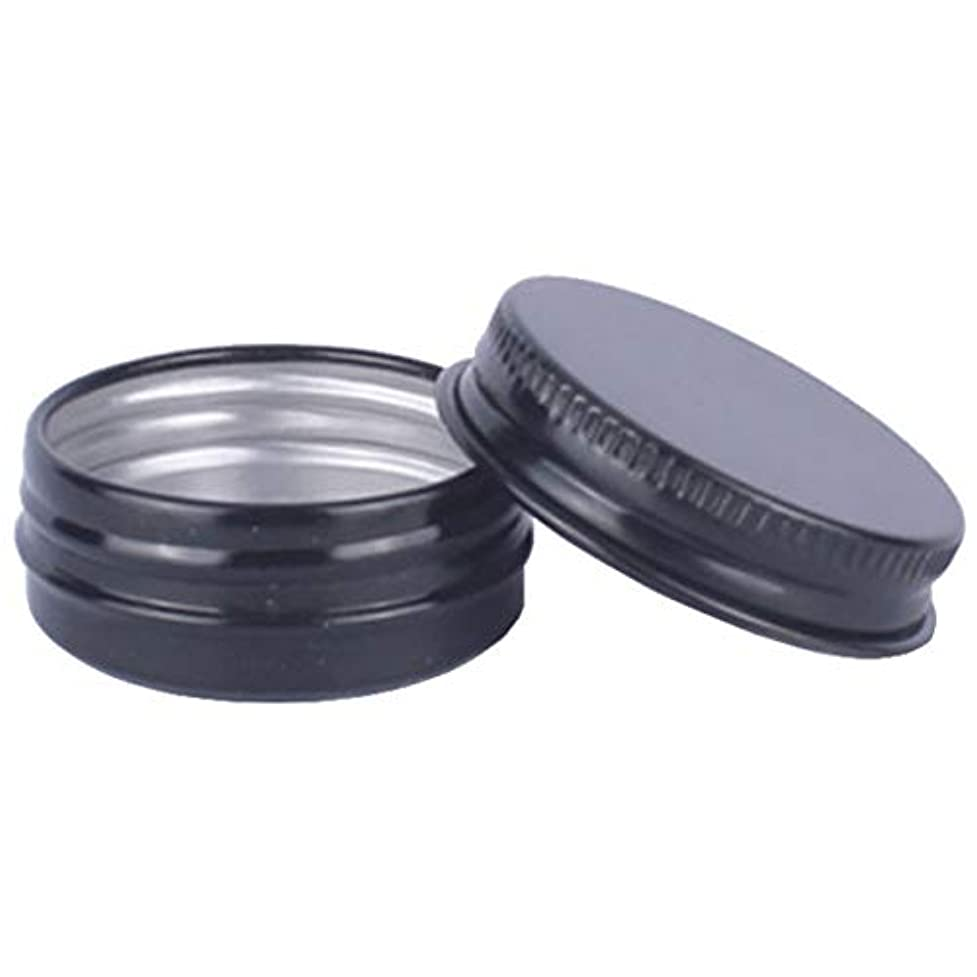 空中青症候群フェリモア アルミネジキャップ缶 詰め替え容器 クリーム 小分け容器 アルミ製 缶 30個セット