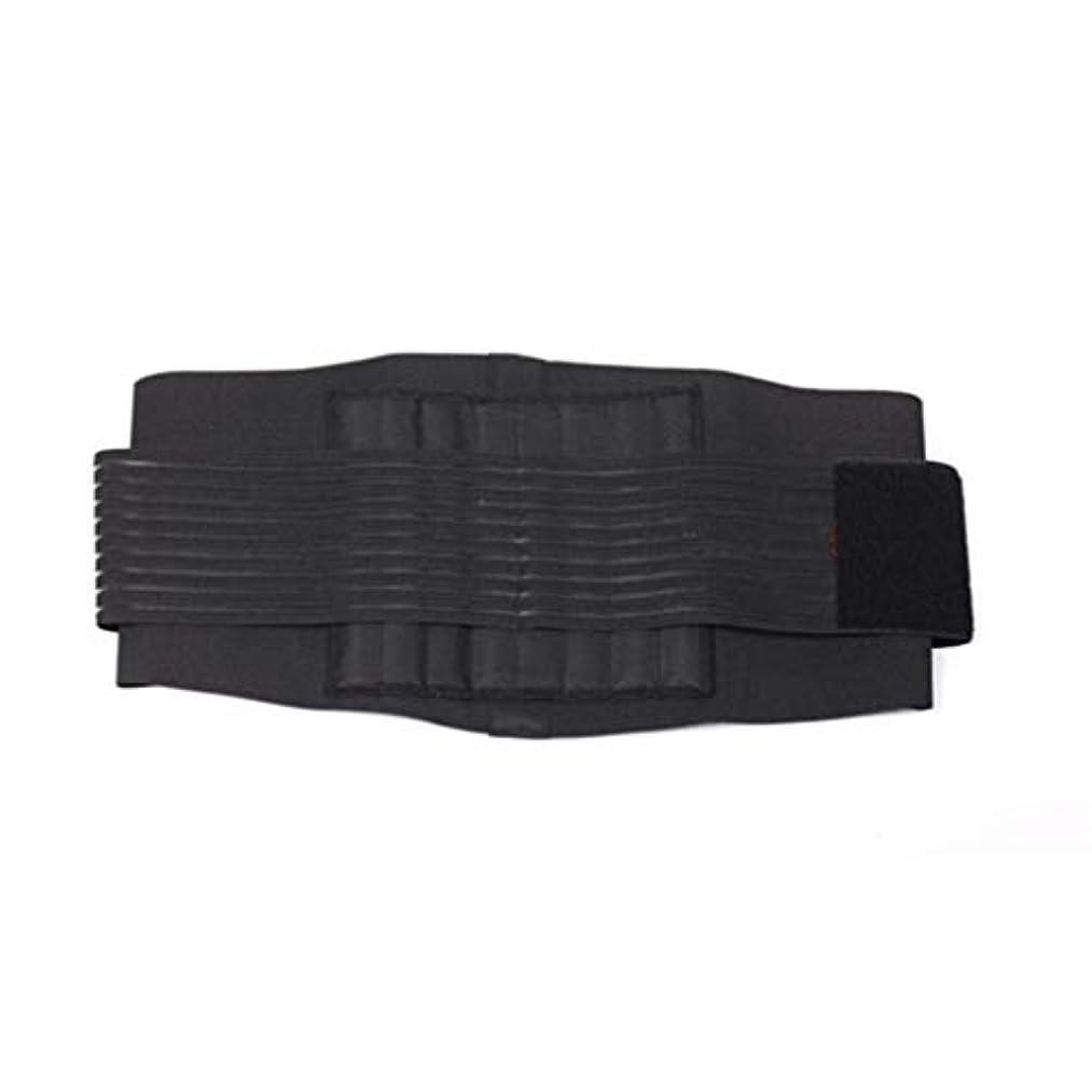 モザイク離すキャラバン補正ベルトスチールウエストサポートブレース弾性腹部保護-Rustle666