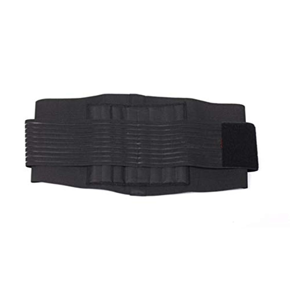 ファンド予備望み補正ベルトスチールウエストサポートブレース弾性腹部保護-Rustle666