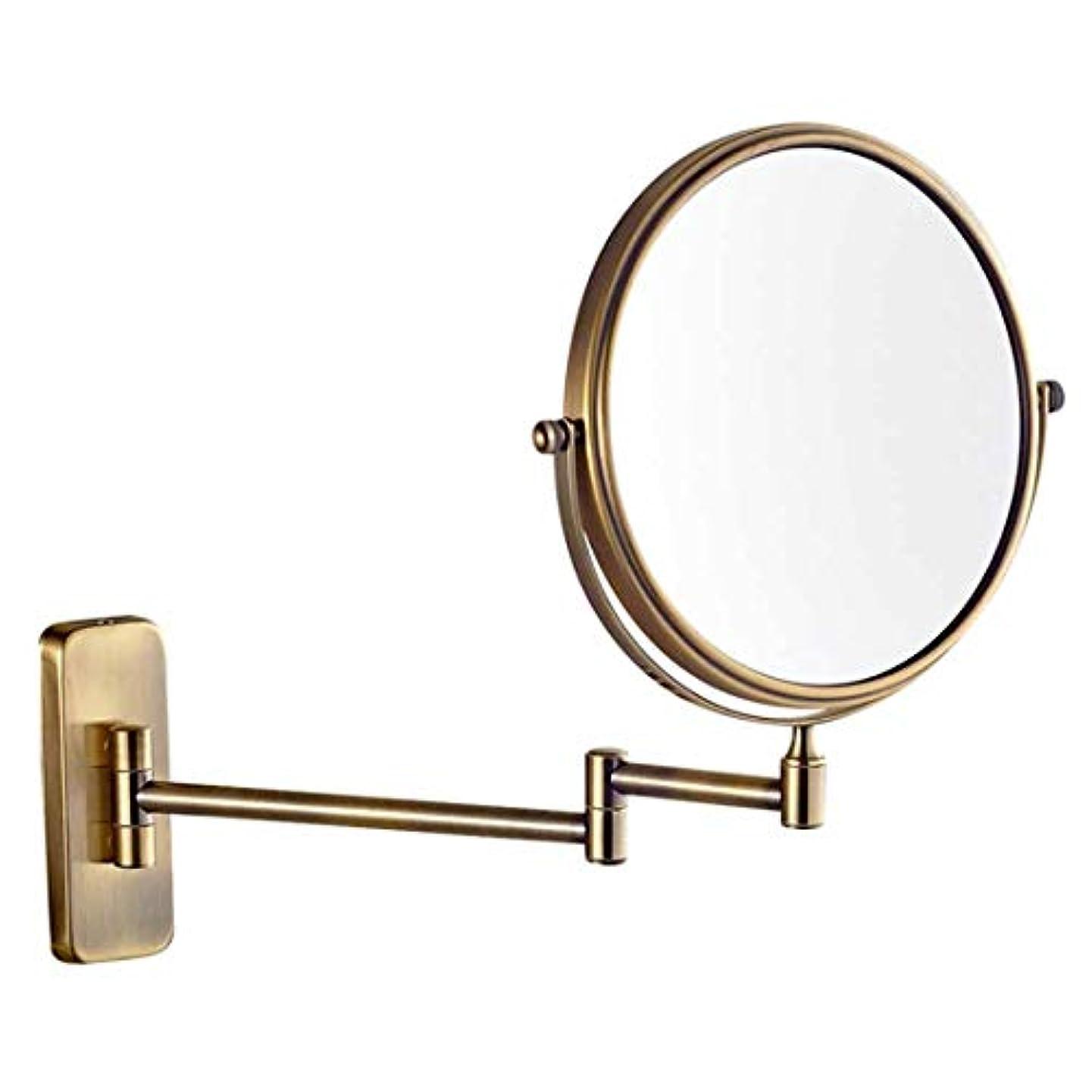 センサーであること証明する3倍(5倍、7倍、10倍)拡大壁掛けバスルーム化粧鏡ミラー両面シェービング化粧鏡,5X,20cm