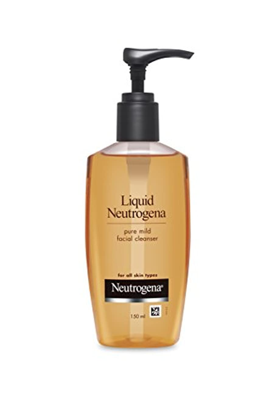 用心深い乞食ラップLiquid Neutrogena (Mild Facial Cleanser), 150ml