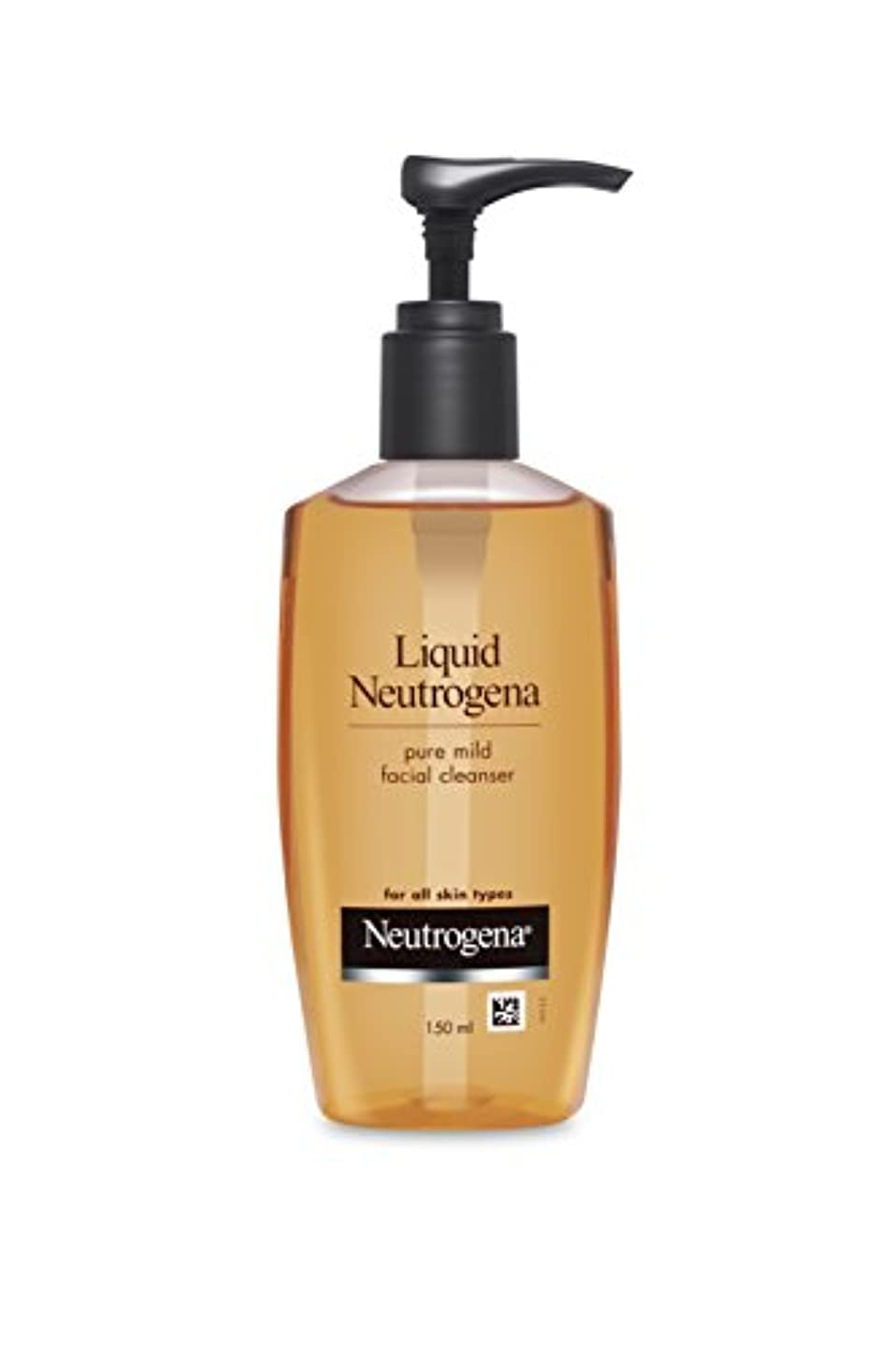 シニス性格ワックスLiquid Neutrogena (Mild Facial Cleanser), 150ml