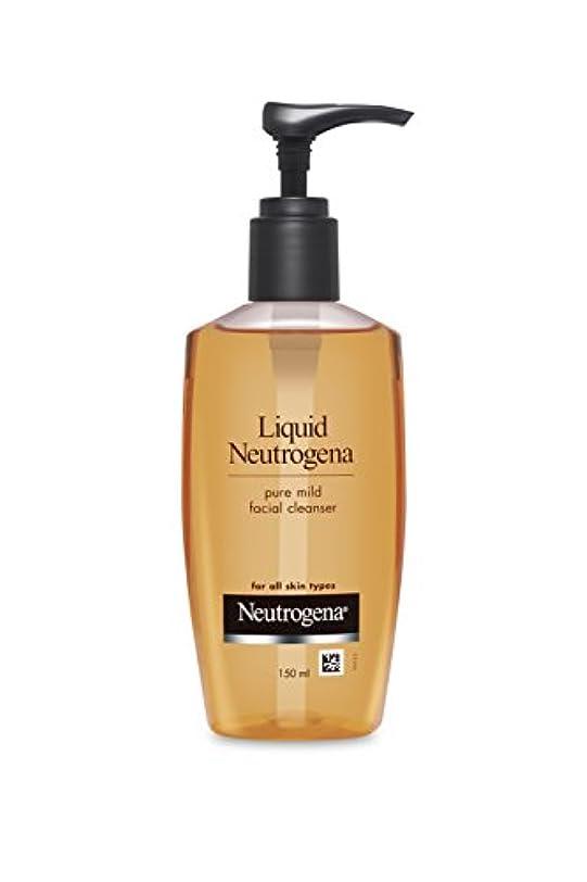 争いポスター聖人Liquid Neutrogena (Mild Facial Cleanser), 150ml