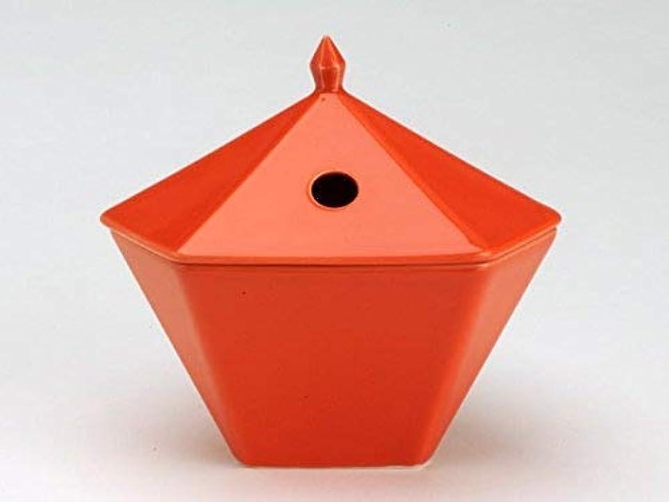 旧正月トリム繰り返し縁香炉 橙