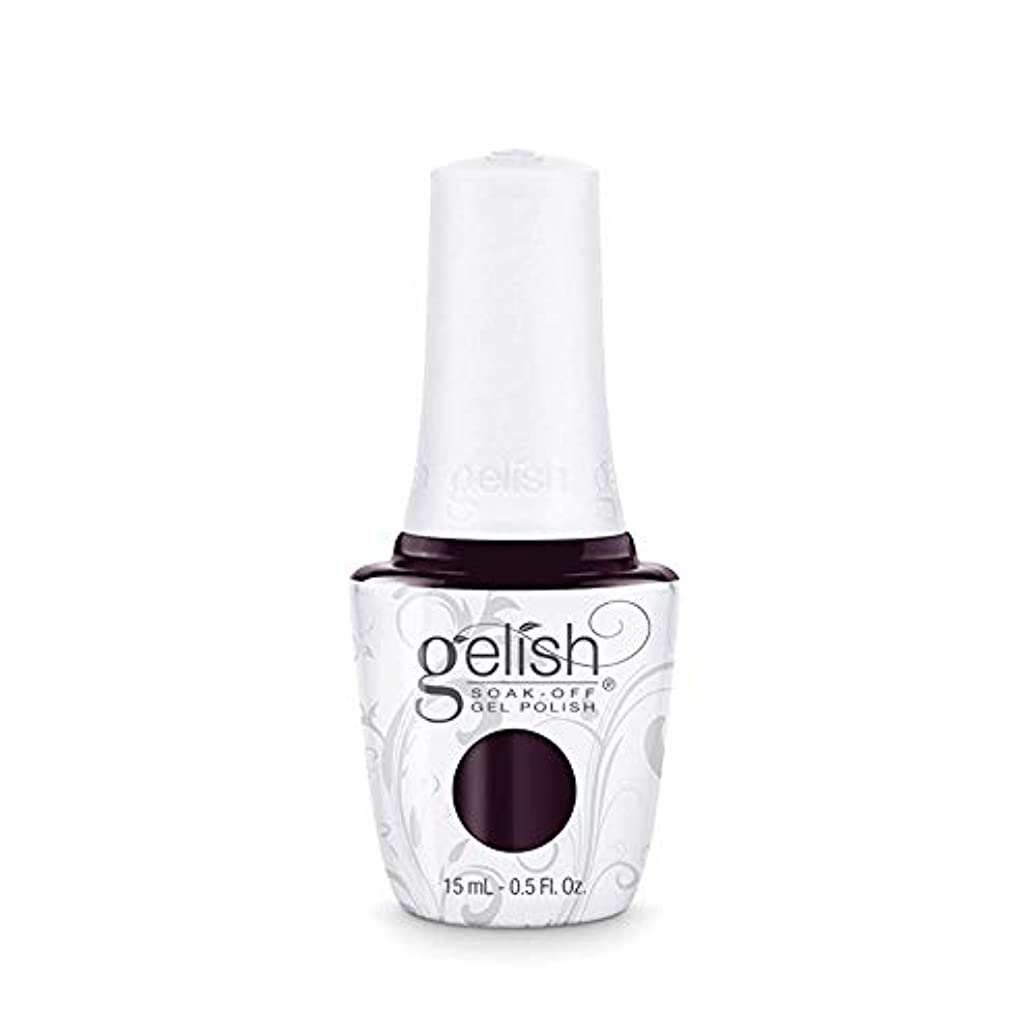 君主伝染病オーガニックHarmony Gelish Gel Polish - Bella's Vampire - 0.5oz / 15ml