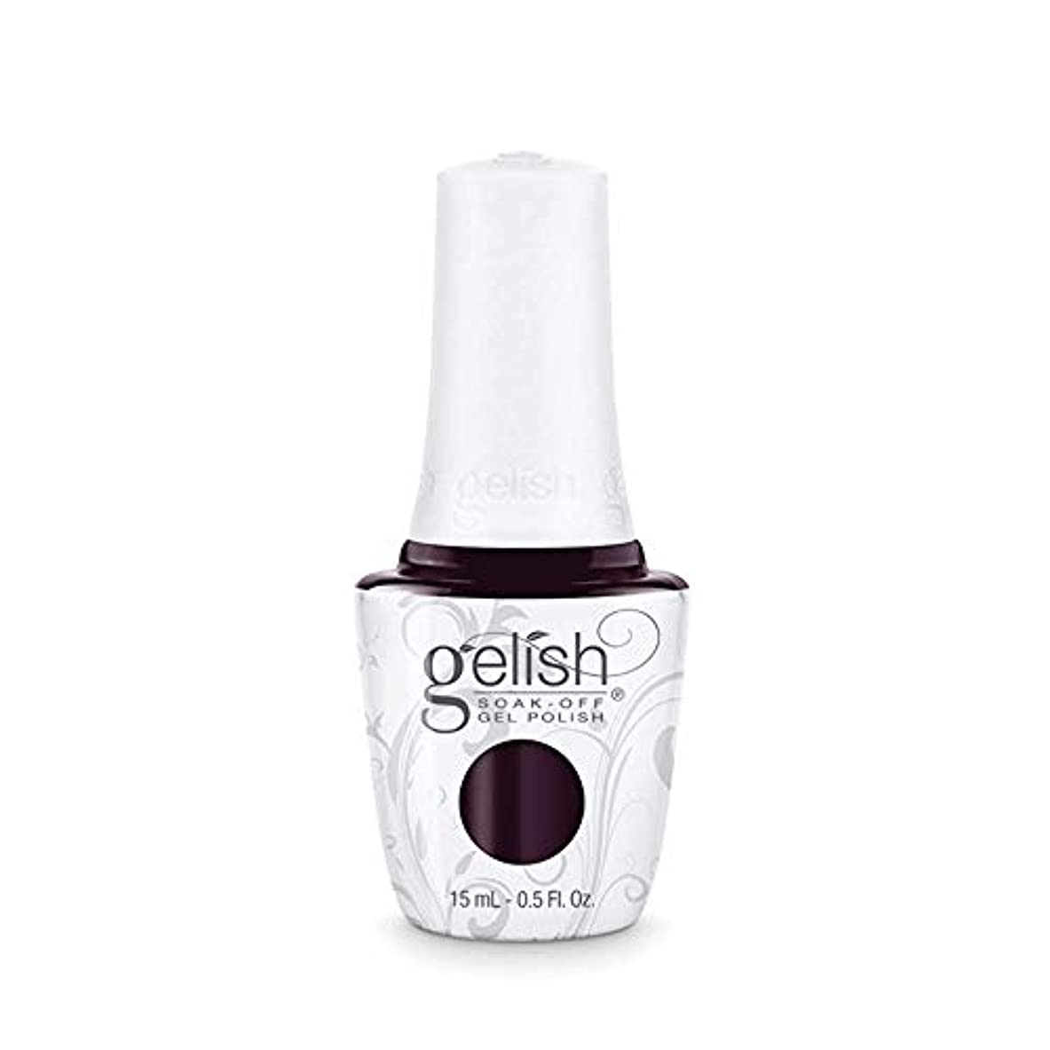 ダウン大破陪審Harmony Gelish Gel Polish - Bella's Vampire - 0.5oz / 15ml