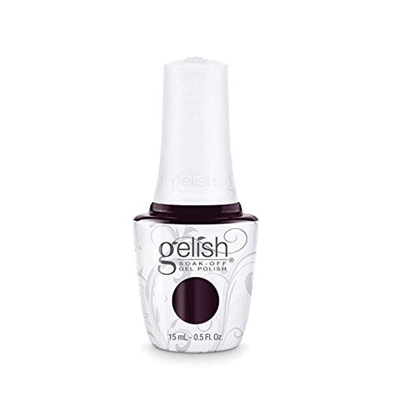 慢申請中頑張るHarmony Gelish Gel Polish - Bella's Vampire - 0.5oz / 15ml