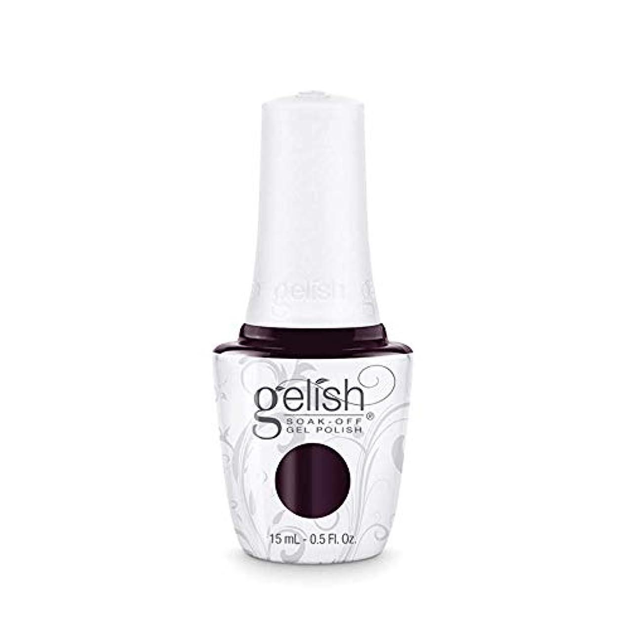 忌避剤商人保守可能Harmony Gelish Gel Polish - Bella's Vampire - 0.5oz / 15ml