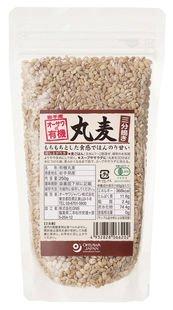 オーサワジャパン 有機丸麦(三分搗き) ×2セット