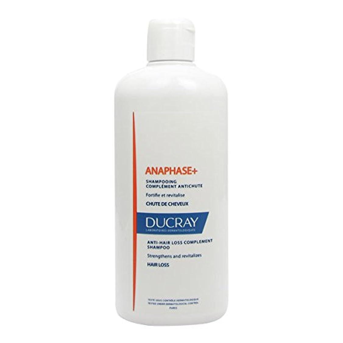 スポット聴覚障害者Ducray Anaphase Shampoo 400ml [並行輸入品]