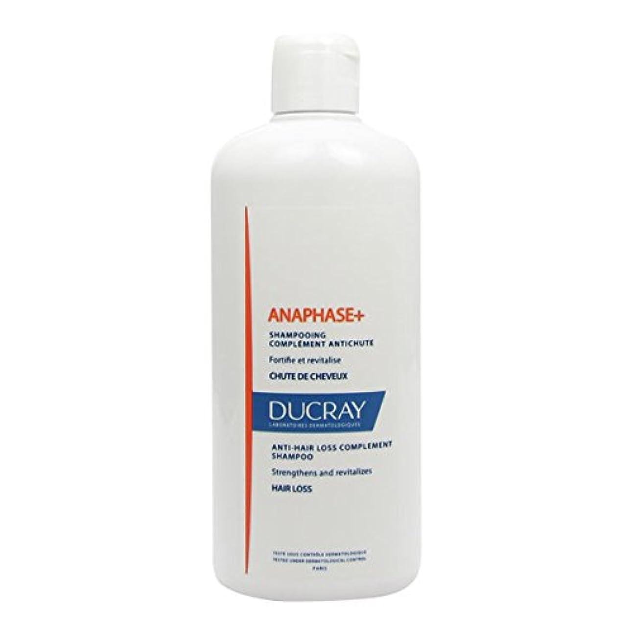 役割粘り強い建てるDucray Anaphase Shampoo 400ml [並行輸入品]
