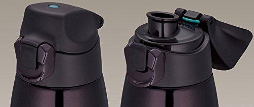 サーモス 真空断熱スポーツボトル 1.0L ブラックパール FFF-1002 BKP