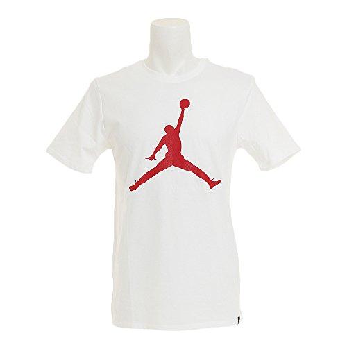 ナイキ(ナイキ) ジョーダン アイコン ロゴ 半袖Tシャツ 908017-100FA17 (ホワイト/L/Men's)