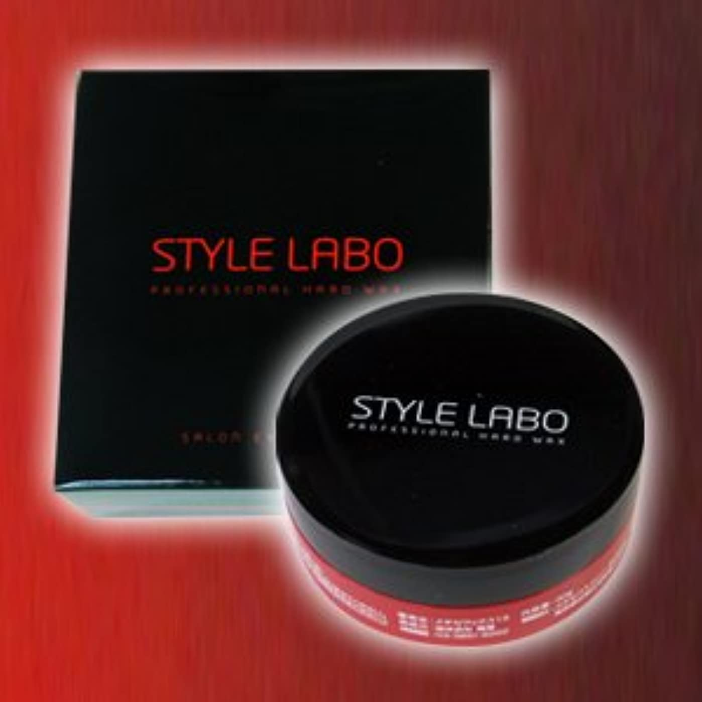 さらにトンネル子羊STYLE LABO スタイルラボ ハードワックス 30g <化粧箱付>