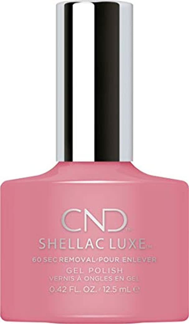 思い出させる接地夢CND Shellac Luxe - Rose Bud - 12.5 ml / 0.42 oz