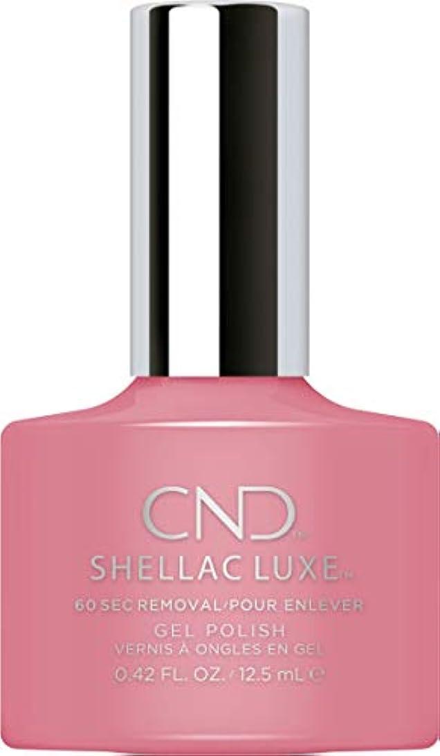本優しいディンカルビルCND Shellac Luxe - Rose Bud - 12.5 ml / 0.42 oz