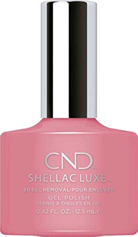吸い込むねじれトランジスタCND Shellac Luxe - Rose Bud - 12.5 ml / 0.42 oz