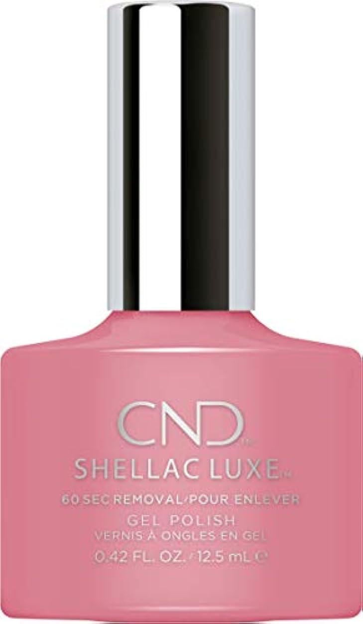 短命ビルマ大惨事CND Shellac Luxe - Rose Bud - 12.5 ml / 0.42 oz