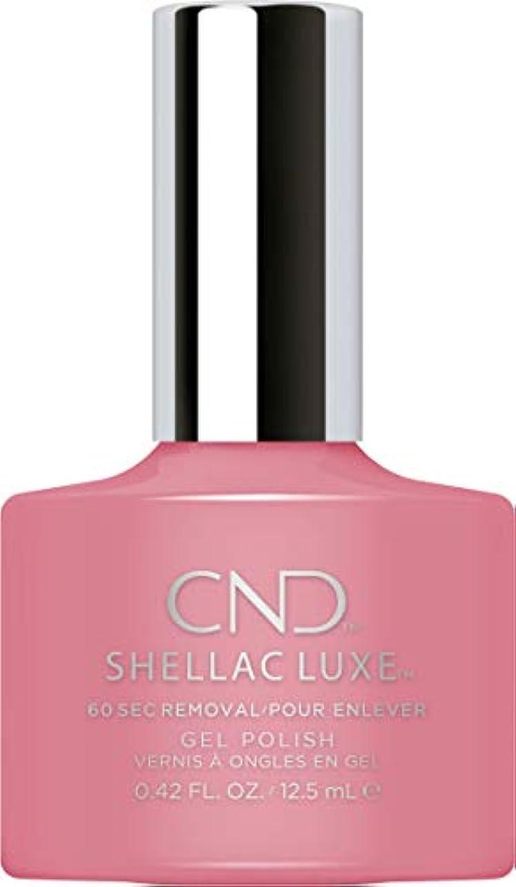 友情差別的耐えるCND Shellac Luxe - Rose Bud - 12.5 ml / 0.42 oz